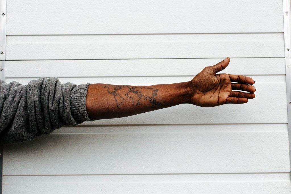 Tatouage temporaire 1 mois: la nouvelle tendance