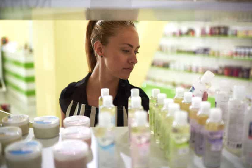 Pourquoi éviter les produits cosmétiques avec paraben?