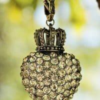 Adoptez cette bague, un bijou inspiré du cœur de l'océan