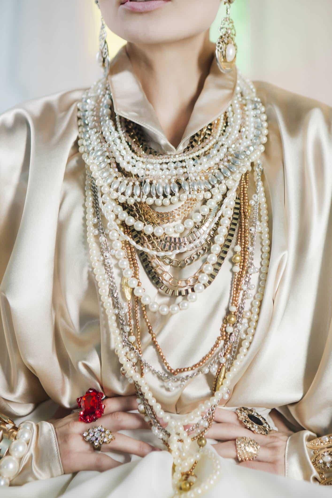 layering bijoux