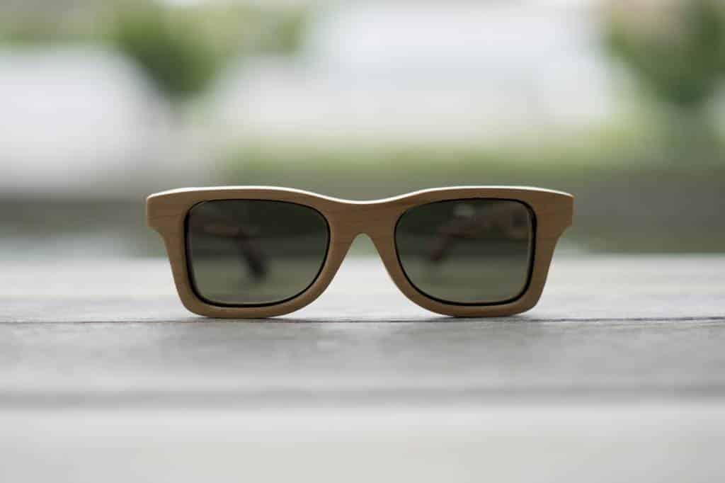accessoires bois lunettes noeud papillon