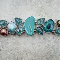 Les bijoux minéraux