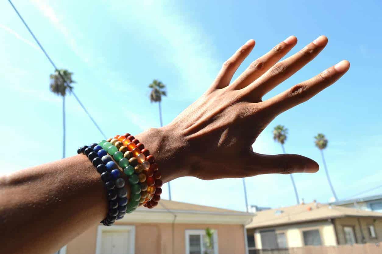bracelet Mala