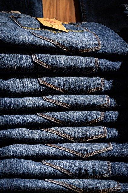 Le guide des tailles de jeans