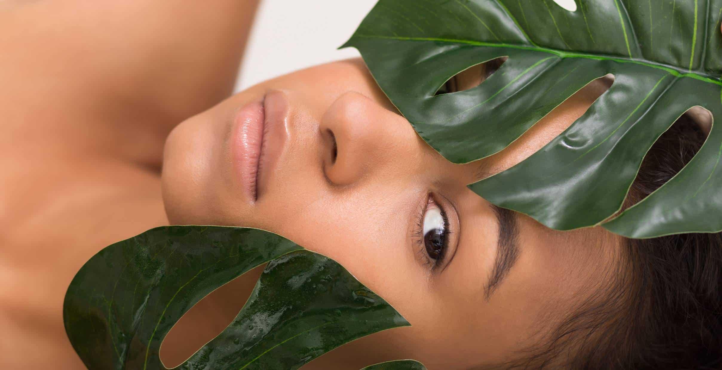 soin de la peau au naturel