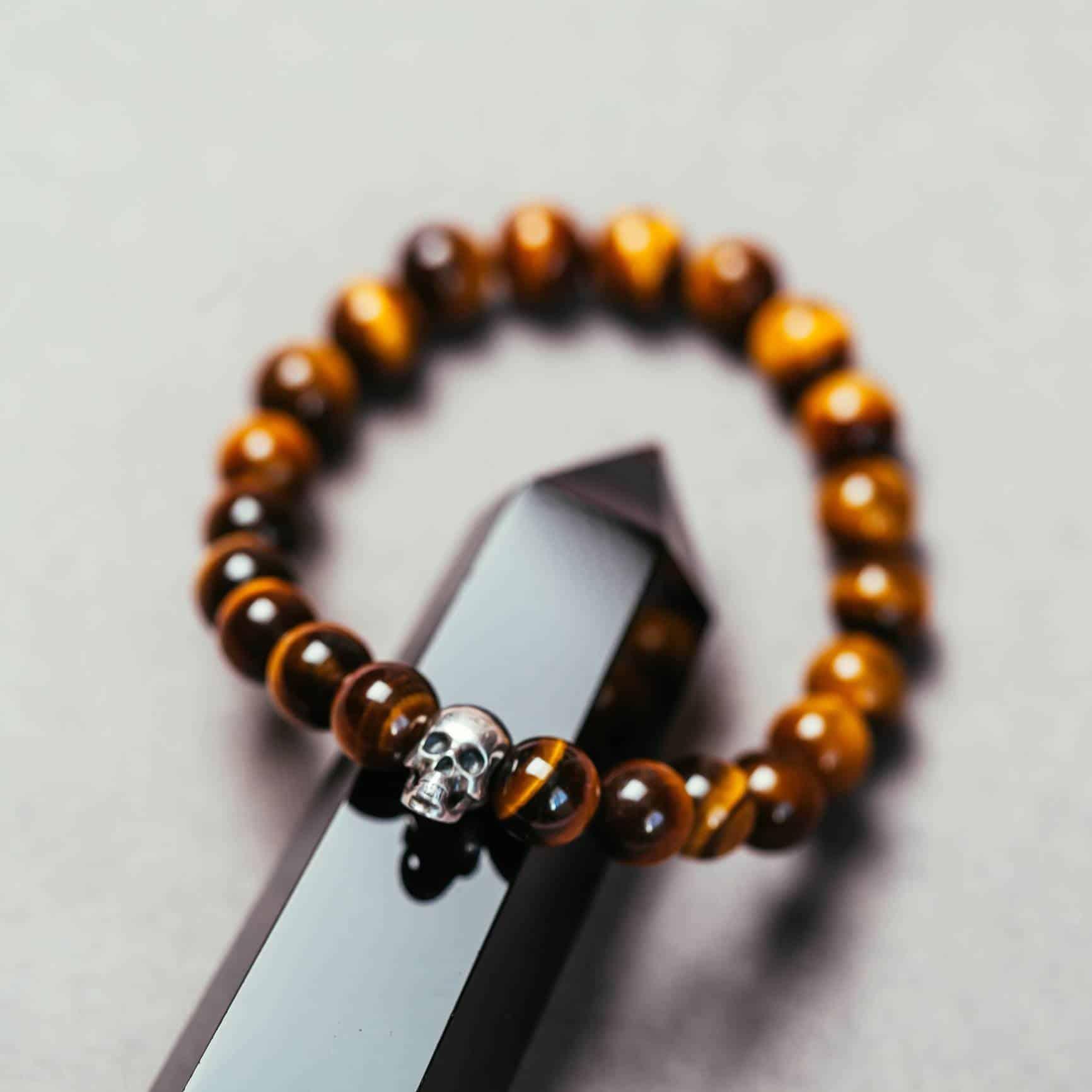 bracelet œil de tigre bien-être