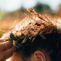 Bijoux Bohème: Mettre en avant sa coiffure