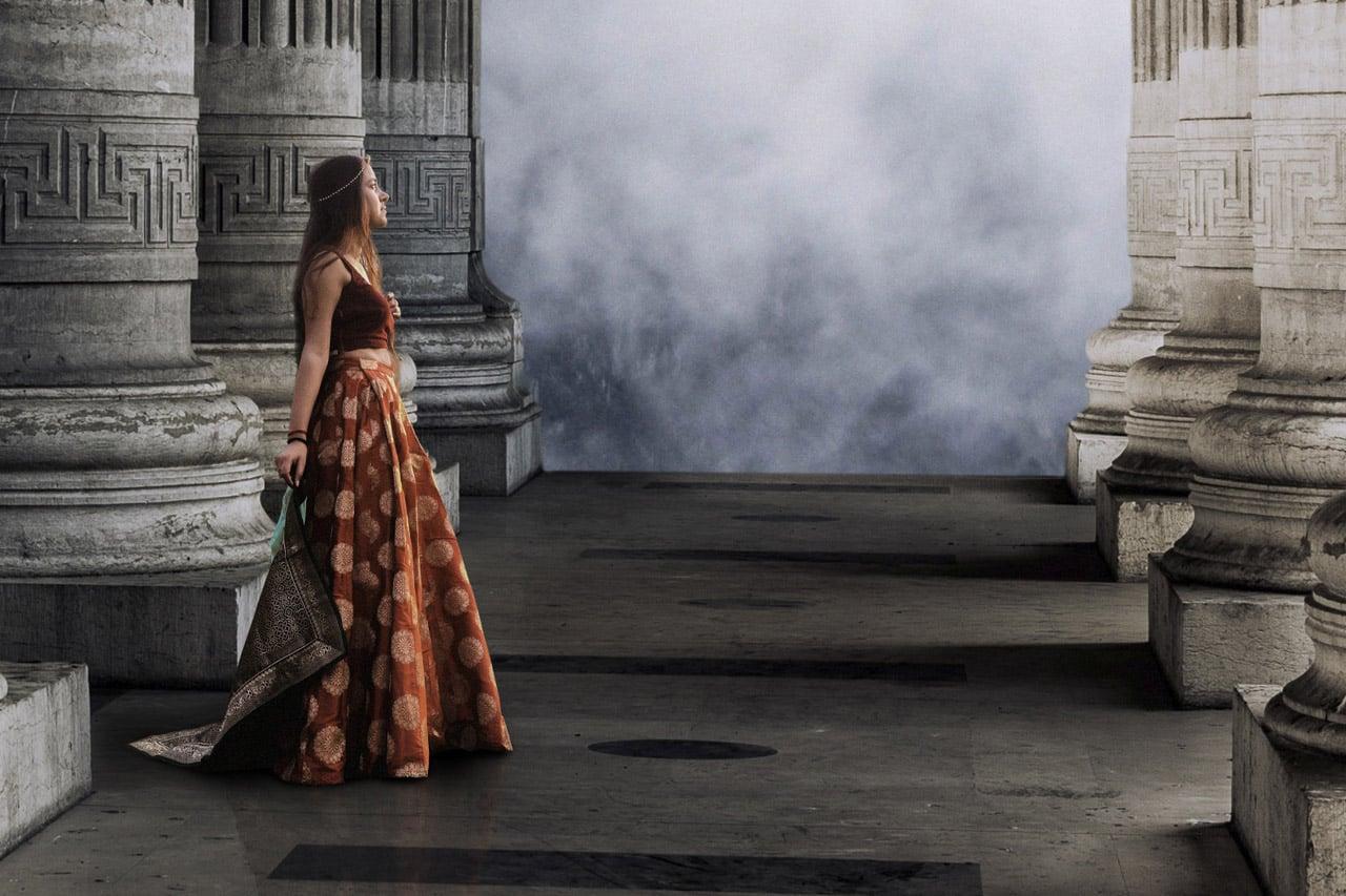 La robe bohème chic champêtre: la tendance de cette année