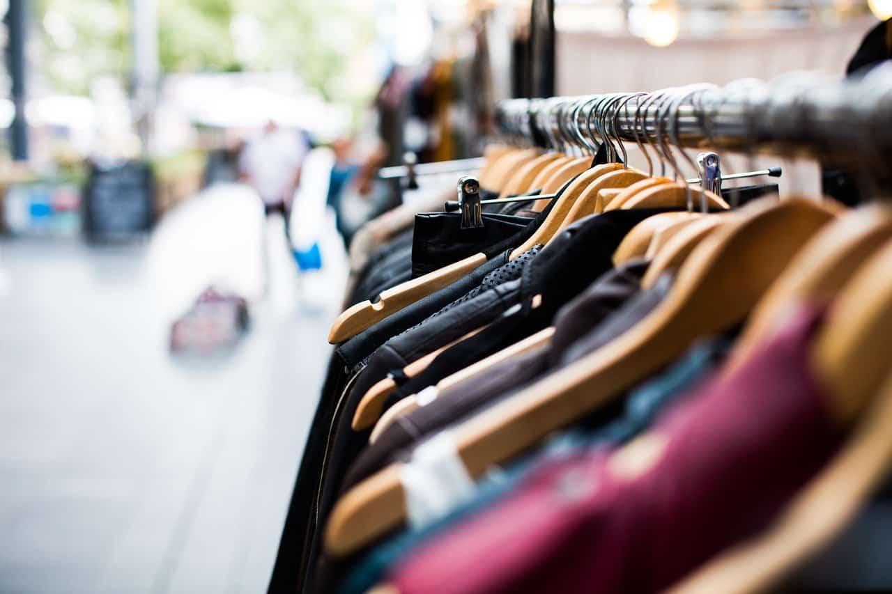 Le boom des vêtements d'occasion