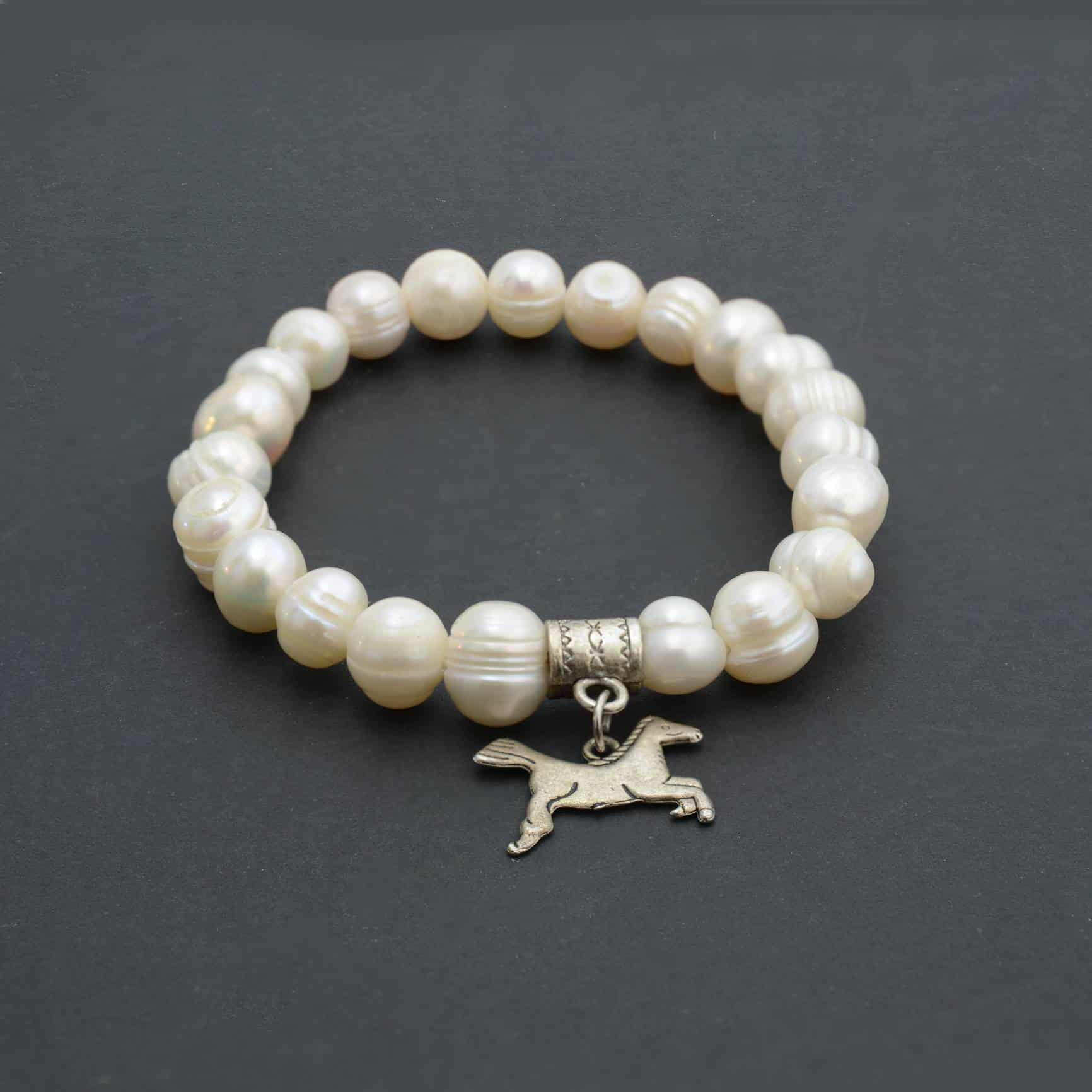 bracelet cheval