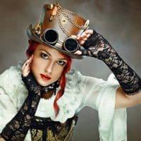 Look steampunk : le chic des accessoires