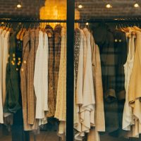 La tendance des vêtements de seconde main