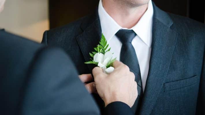 5 raisons de choisir un costume sur mesure pour son mariage