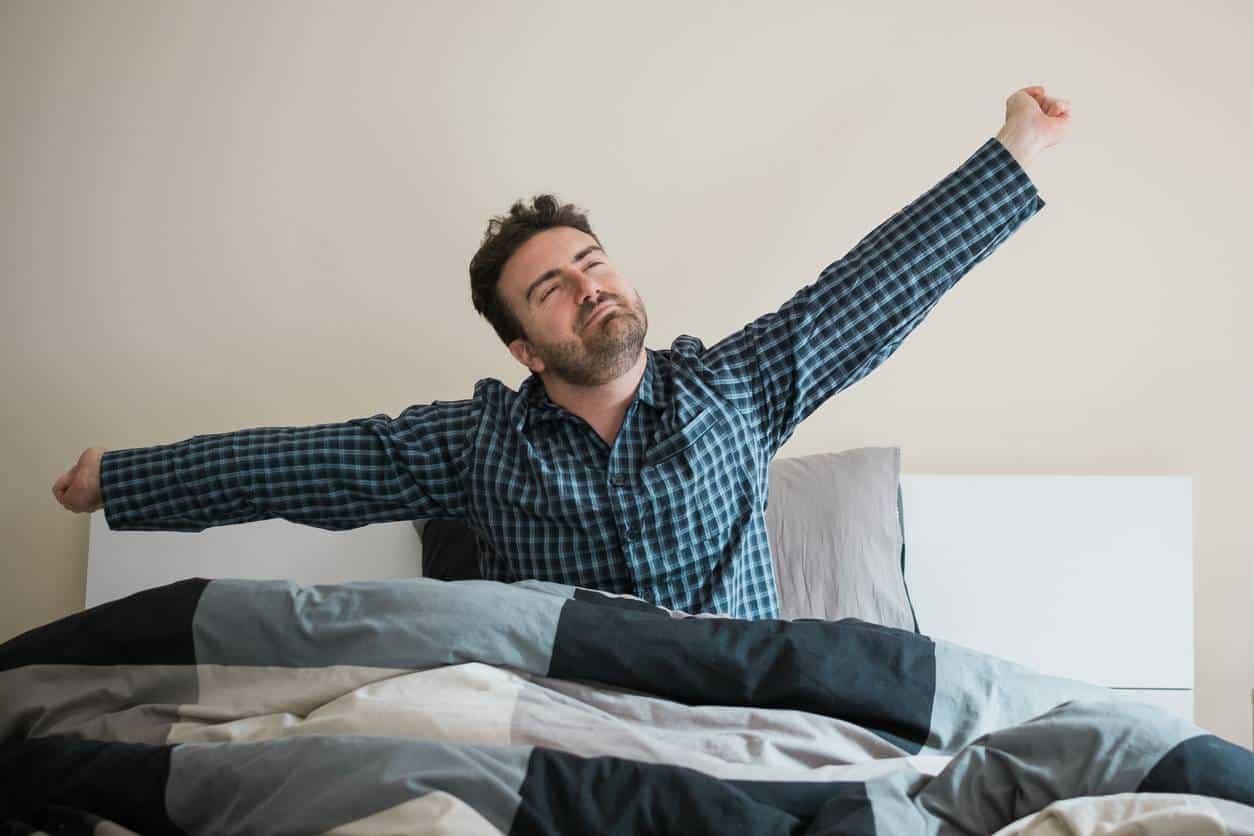 pyjamas courts pour hommes