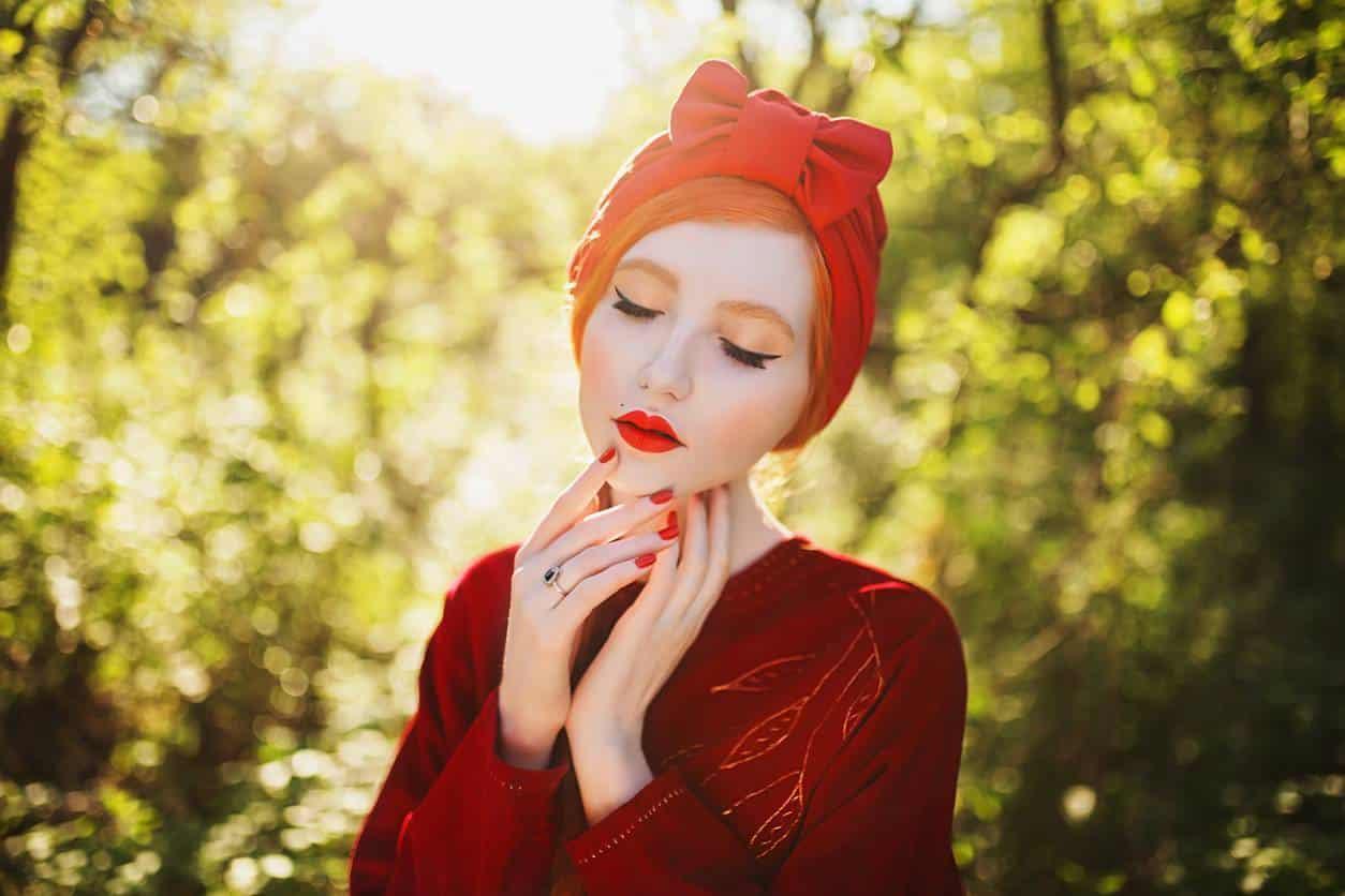 turban femme