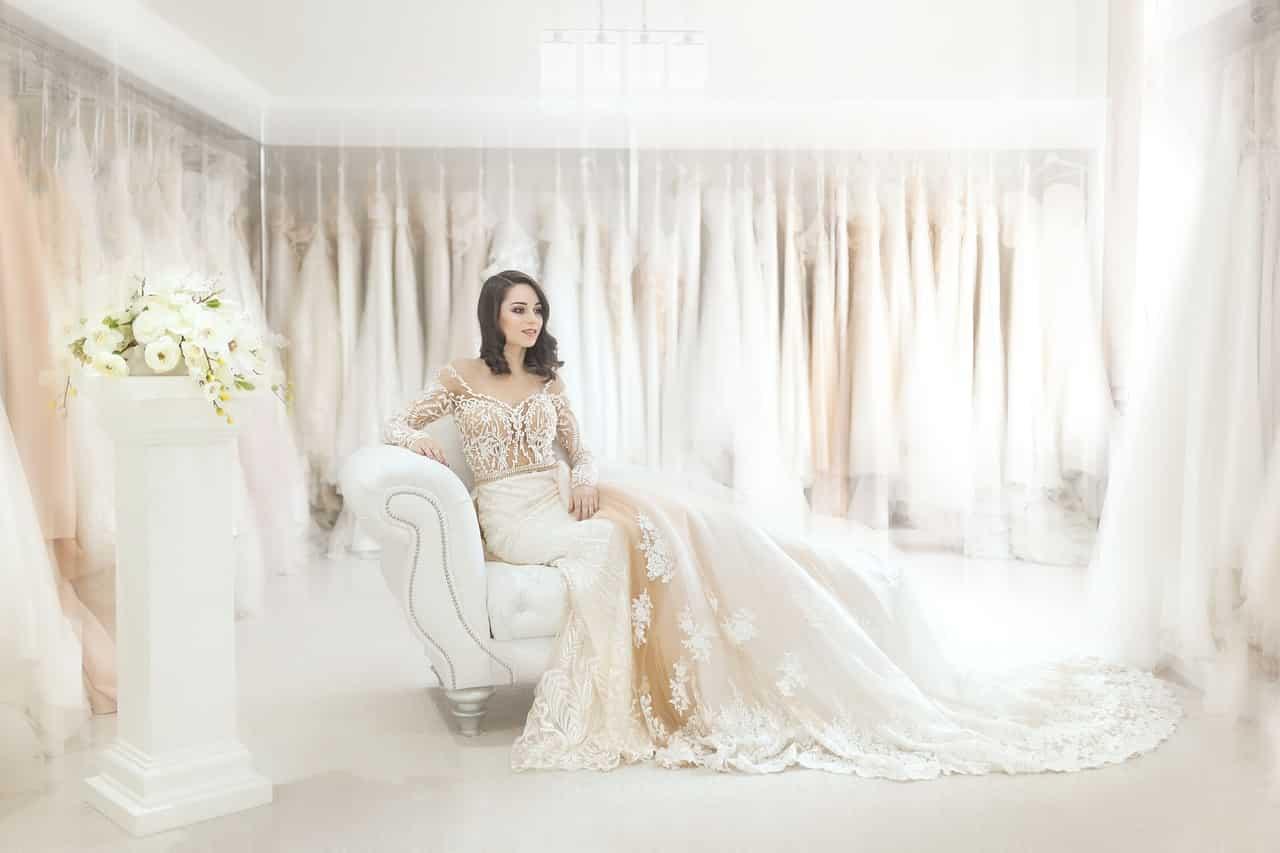 3 règles d'or pour bien choisir le voile pour votre robe de mariée