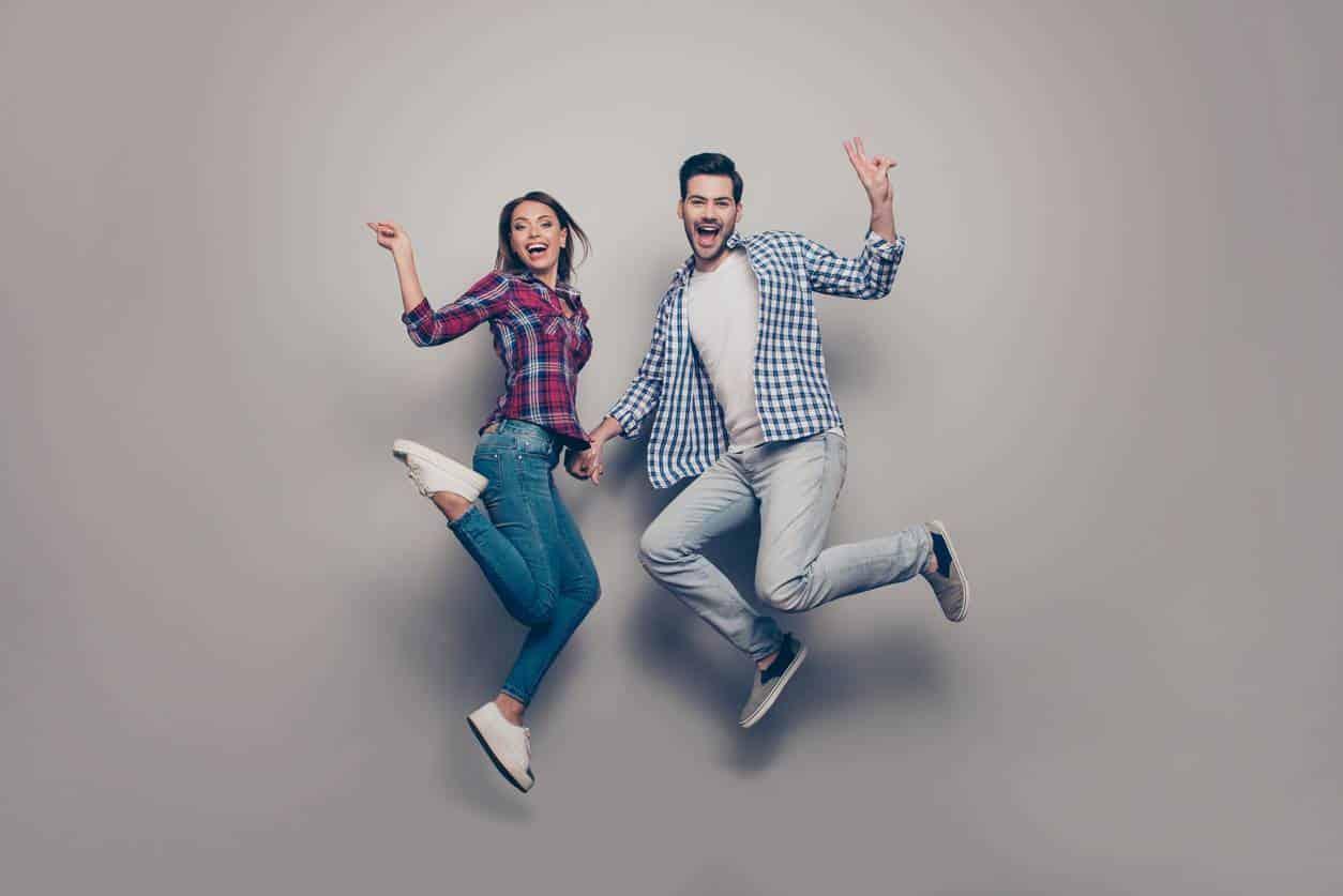 body positive en couple shooting photo