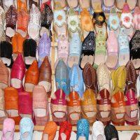 La mode marocaine et les babouches