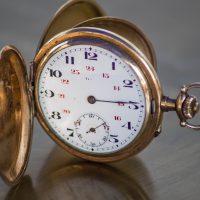 Comment porter une montre à gousset ?
