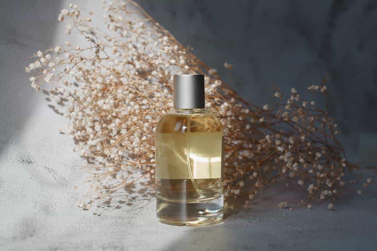 composant naturel parfum vegan